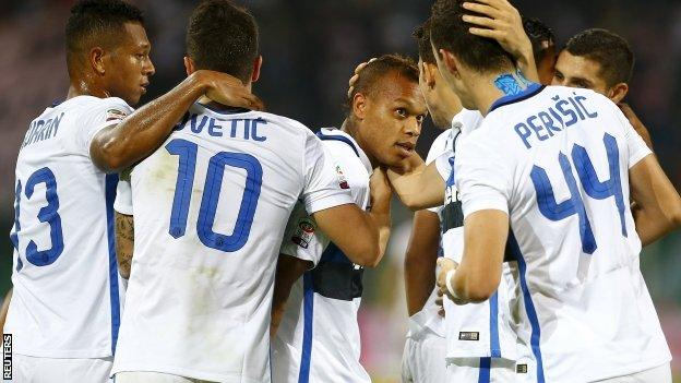 Palermo v Inter