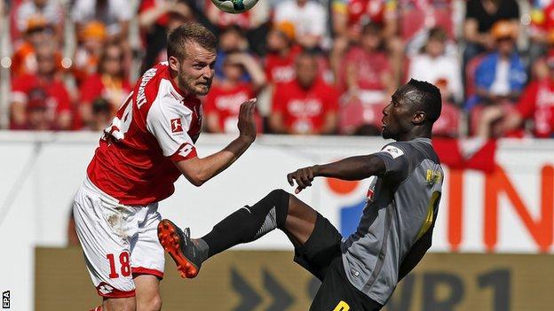 Mainz 05 3 0 Rb Leipzig Bbc Sport