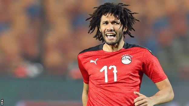 Mohamed Elneny: Arsenal and Egypt midfielder tests positive for Covid-19 -  BBC Sport