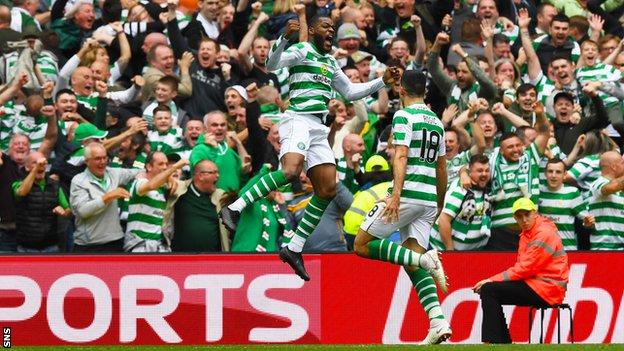 Celtic have not lost to Rangers since the Scottish Cup semi-final in April 2016