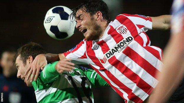 Philip Lowry is a former Northern Ireland U21 international