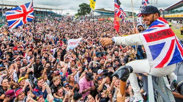 British Grand Prix: Silverstone owners concerned over F1's London plan thumbnail