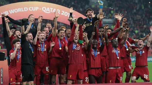 Liverpool, 2019'da Kulüpler Dünya Kupası'nı kaldırdı