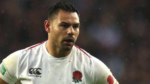 Six Nations: Ben Te'o out of England's opening game against Ireland thumbnail