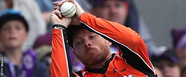 Ian Bell scored 231 runs in 10 innings for the victorious Perth Scorchers in the Big Bash