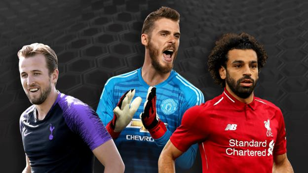 Premier league predictions who will finish where plus bbc sport readers 39 table bbc sport - Bbc football league 1 table ...