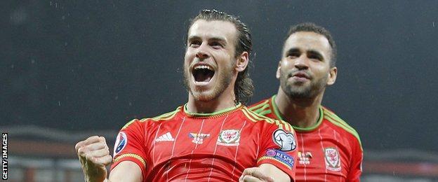 Bale and Robson-Kanu