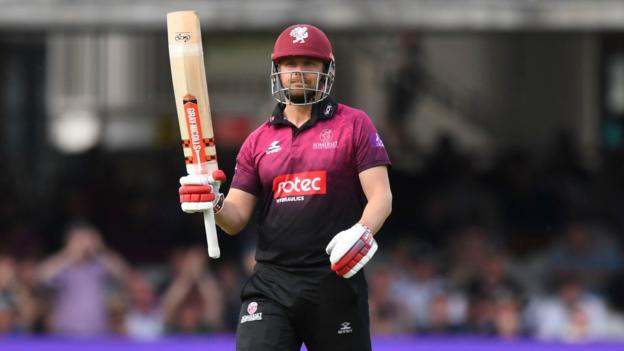 One-Day Cup final: Somerset beat holders Hampshire to win last-ever Lord's final thumbnail