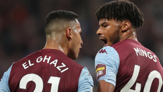 Aston Villa 0-0 West Ham: Arthur Masuaku sent off as visitors earn point thumbnail