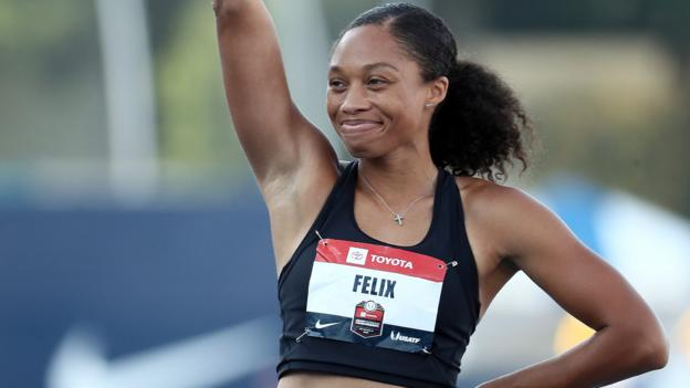 Allyson Felix: Nike changes policy for pregnant athletes thumbnail