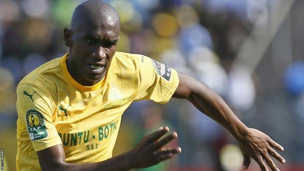 Anele Ngcongca Former South Africa Star Killed In Car Crash Bbc Sport