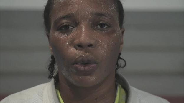 Fleeing chaos at home - the refugee judoka competing in the Olympics