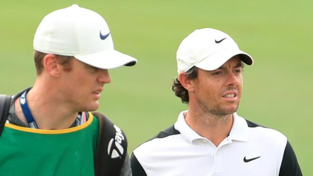 Ex-Ulster fly-half O'Connor to caddie for McIlroy in Dubai thumbnail