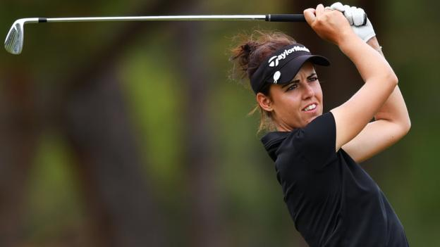 Jordan mixed open: Britain's Meghan MacLaren one off lead in first mixed event thumbnail