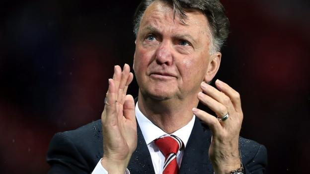 Louis Van Gaal: Manchester United Fans' Expectations Too