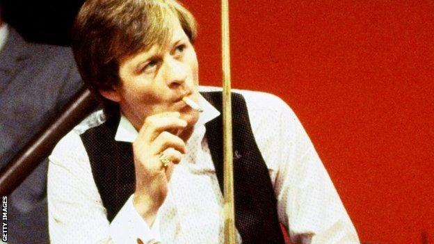 World Snooker 2016: Changing Fashions At The Crucible