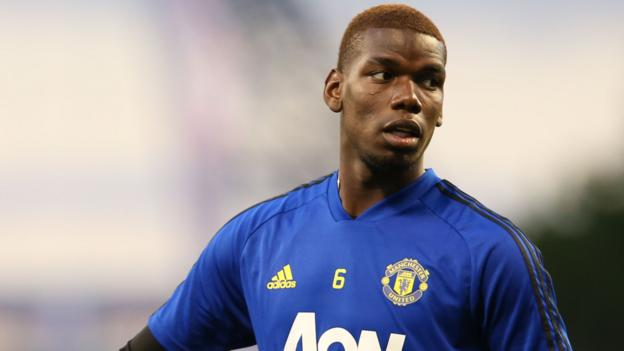 Paul Pogba: Man Utd midfielder has agenda against him - Ole Gunnar Solskjaer