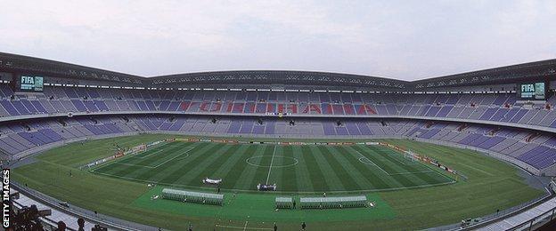 International Yokohama Stadium