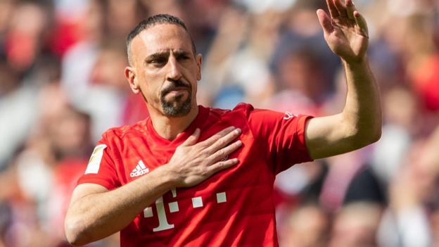 Franck Ribery: Fiorentina sign former Bayern Munich winger thumbnail