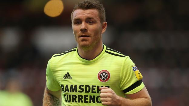 John Fleck: Scotland call up Sheffield United midfielder for Israel