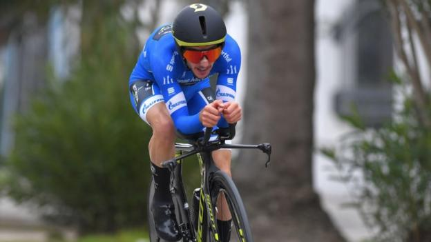 Tirreno-Adriatico: Britain's Adam Yates misses out on title by one second thumbnail