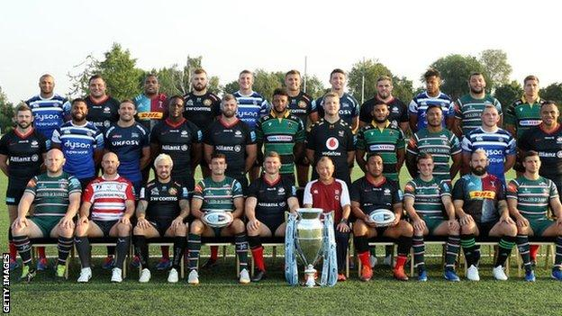 England rugby union squad