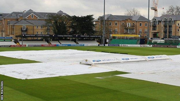 Chelmsford rain