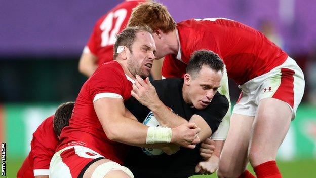 Alun Wyn Jones led Wales to fourth place at the 2019 Rugby World Cup