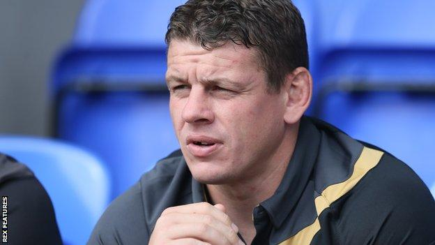 Hull FC coach Lee Radford