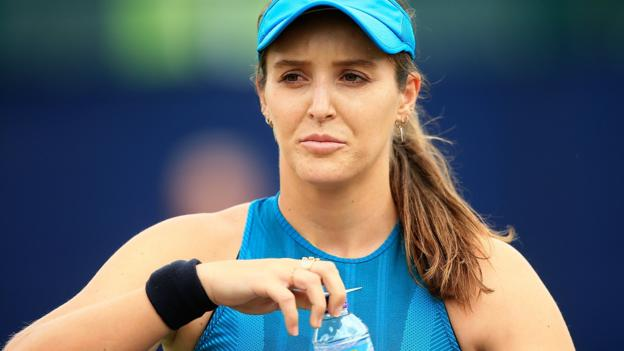 Laura Robson: Comeback from hip surgery 'better than expected' after eight months out thumbnail