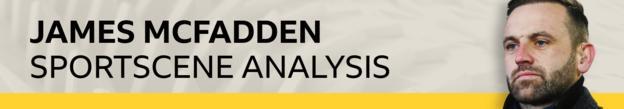 James McFadden Sportscene Analysis