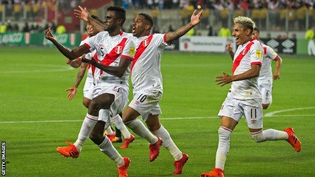 Peru's national football team