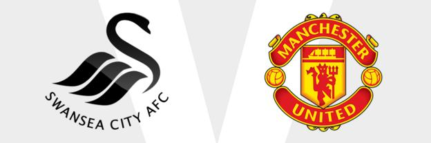 Swansea v Man Utd