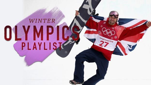 Winter Olympics: Billy Big Time, squirrel slalom & Ledecka's double - day 15 Playlist