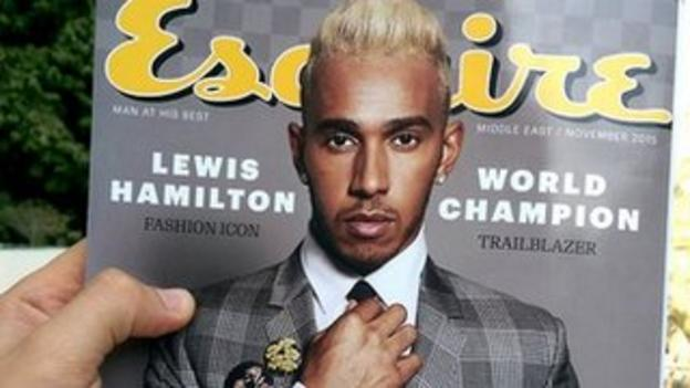 Esquire front cover