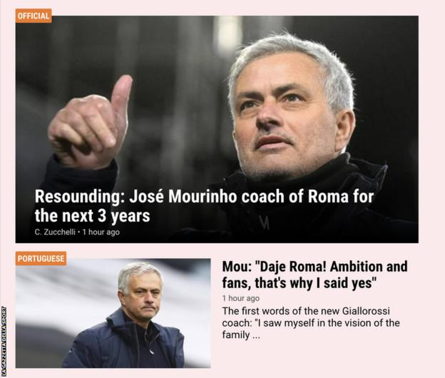 Jose Mourinho: Why Roma job will be like no other for former Chelsea, Manchester United & Tottenham boss thumbnail