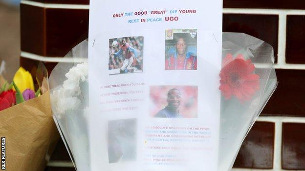 Ugo Ehiogu tributes