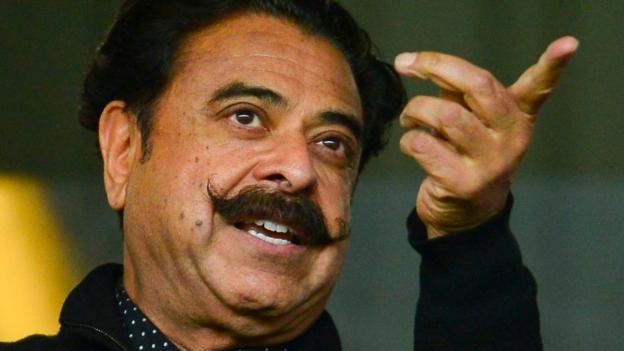101054720 rexfeaturd - Wembley: Shahid Khan needs to host World Cup and Large Bowl at stadium