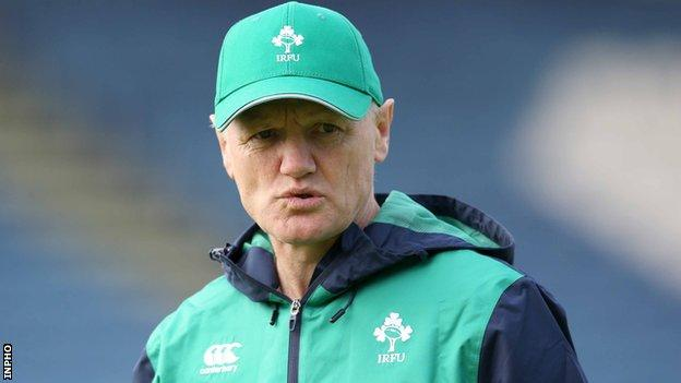Joe Schmidt fears Canada could be a 'banana skin' for Ireland at the Rugby World Cup