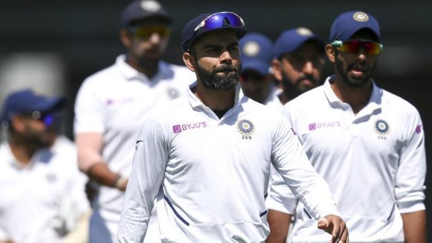 New Zealand v India: Virat Kohli says tourists 'not good enough' in 10-wicket defeat thumbnail