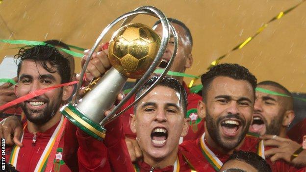 CHAN holders Morocco