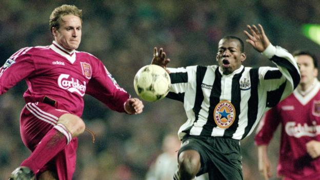 Liverpool v Newcastle: Most memorable matches between the sides thumbnail