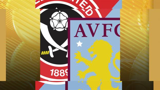 Sheff Utd v Aston Villa