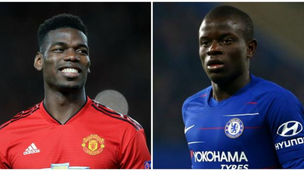 cf1c2d870 Chelsea v Man Utd in FA Cup  Darren Fletcher analysis - Pogba