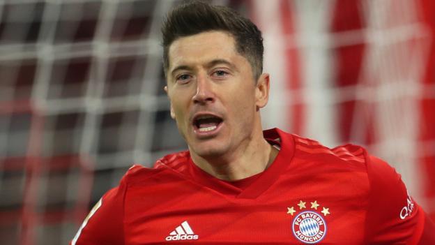 Bayern Munich 3-2 SC Paderborn: Robert Lewandowski scores late winner - bbc