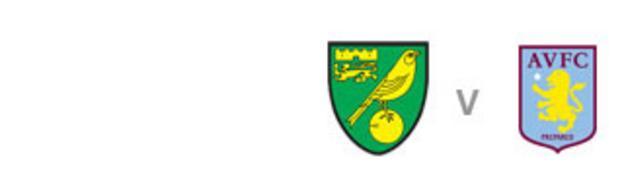 Norwich v Villa