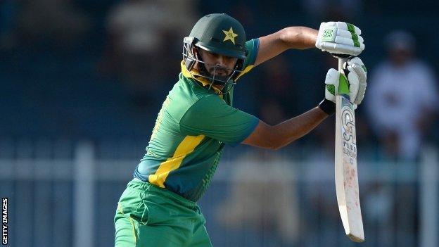 Pakistan one-day captain Azhar Ali