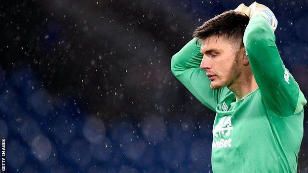 Avant le voyage de dimanche à Sheffield United, Burnley avait perdu les cinq matchs où Nick Pope était absent.