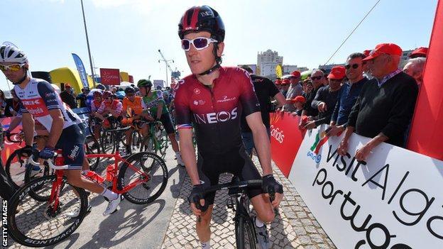 Welshman Geraint Thomas won the Tour de France in 2018