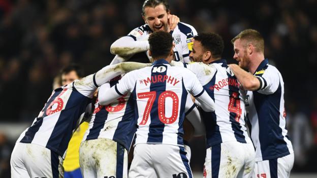 West Bromwich Albion 3-2 Birmingham City: Jake Livermore scores stunning winner thumbnail